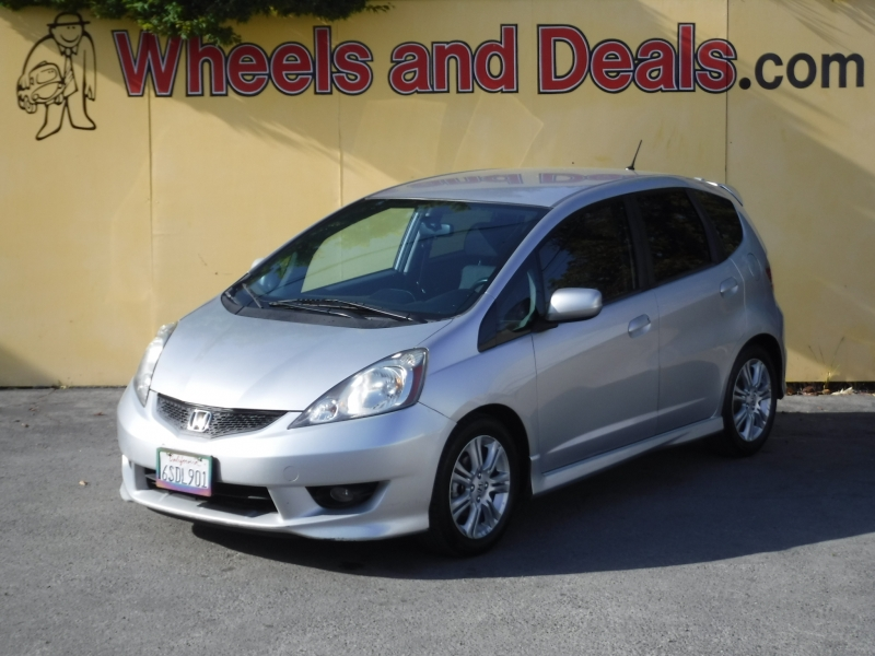 Honda Fit 2011 price $8,100