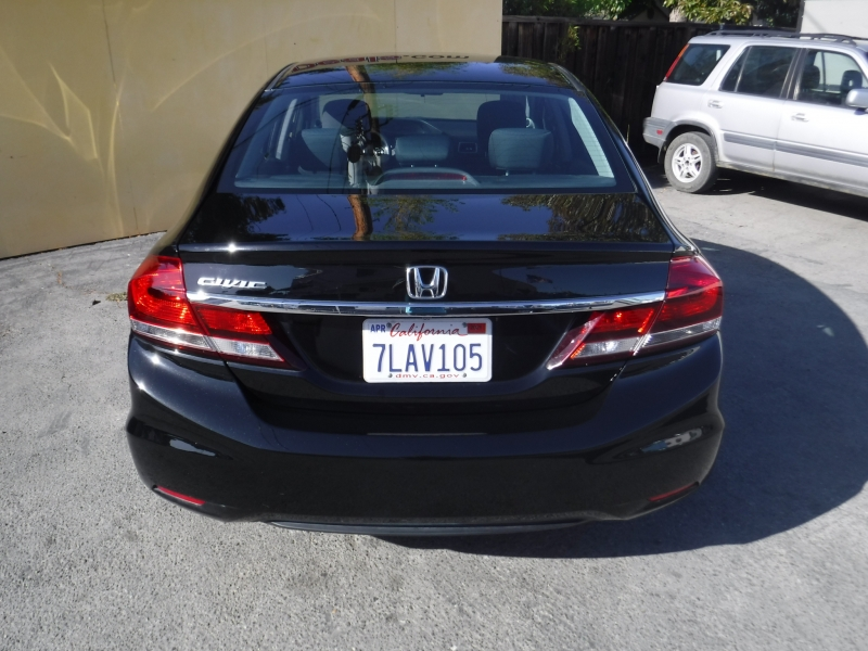 Honda Civic 2015 price $16,300