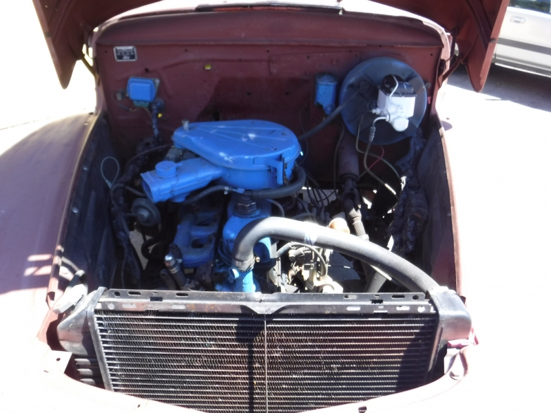 Ford F100 1950 price $10,999