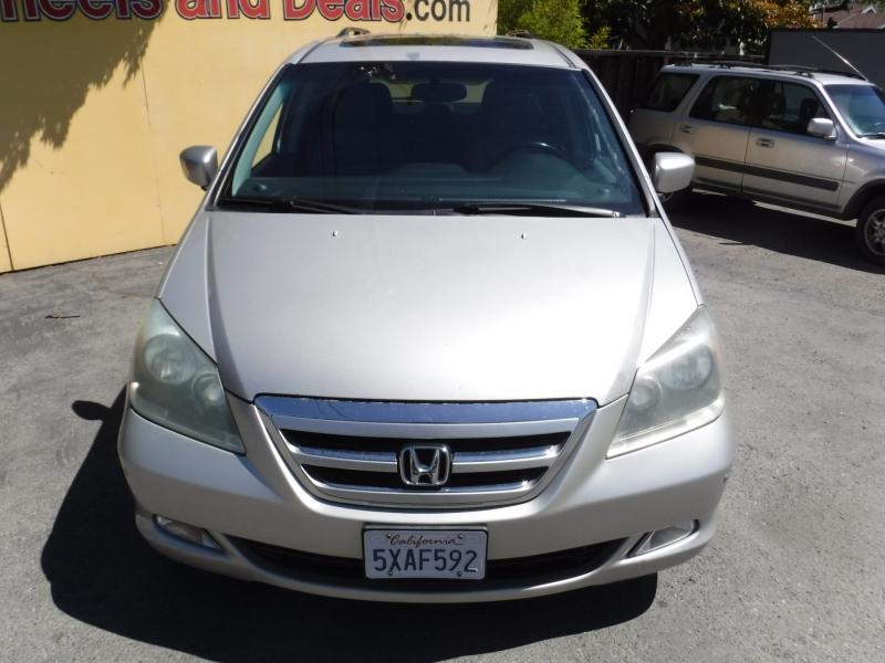 Honda Odyssey 2006 price $4,600
