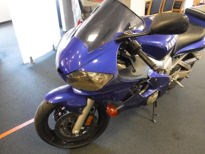 Yamaha YZF600r 2002 price $3,600