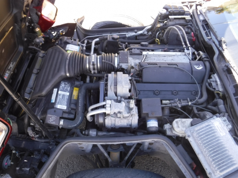 Chevrolet Corvette 1995 price $9,500