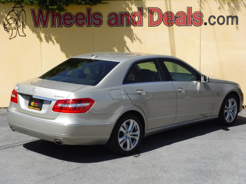 Mercedes-Benz E350 2011 price $14,999