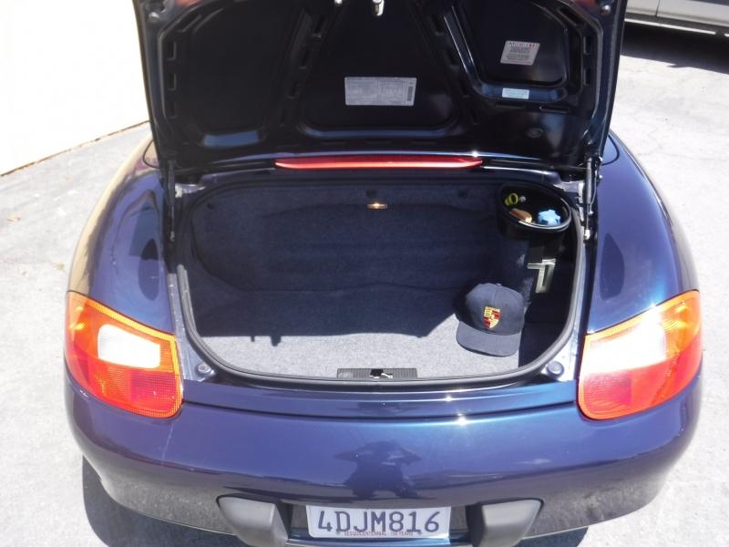 Porsche Boxster 1999 price $9,499