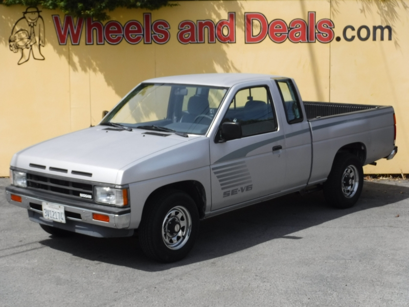 Nissan King Cab 1989 price $4,850