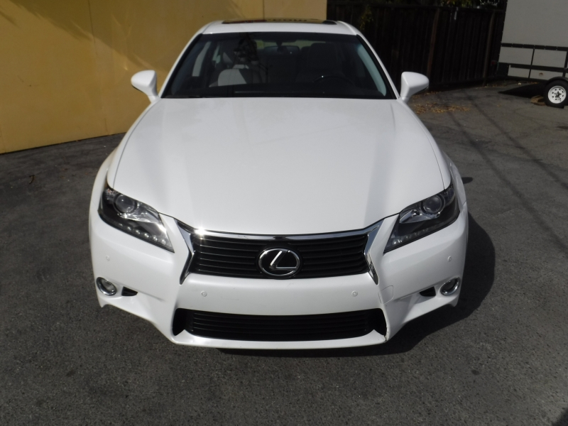 Lexus GS350 2013 price $24,700