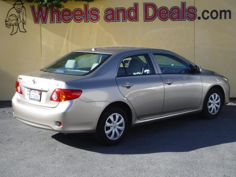Toyota Corolla 2009 price $6,999