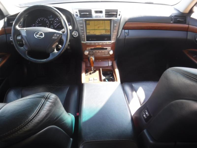 Lexus Ls460 2010 price $15,800