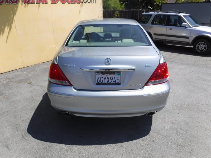 Acura RL 2008 price $11,300