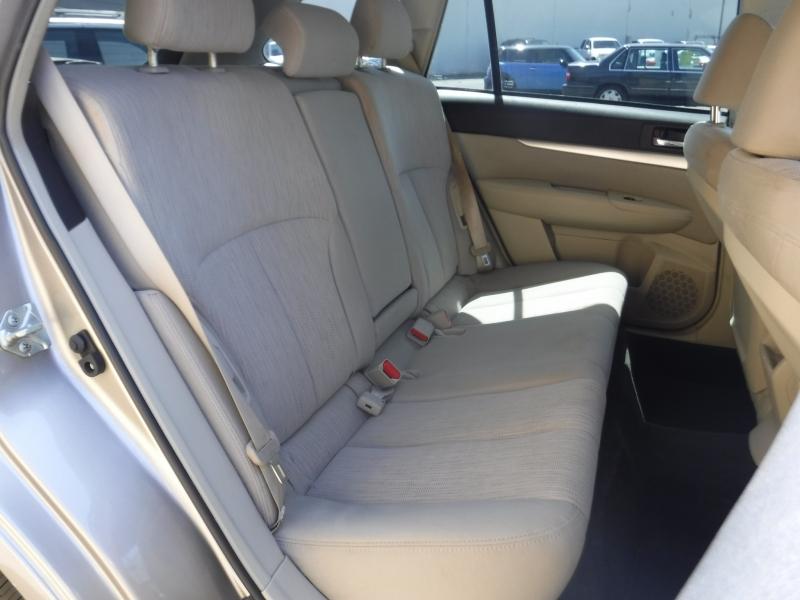 Subaru Outback 2014 price $13,850
