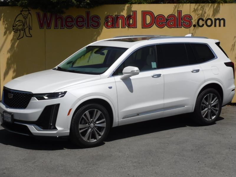 Cadillac XT6 2020 price $58,000