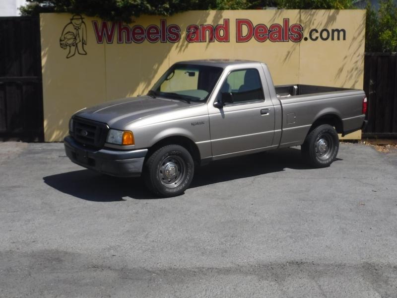Ford Ranger 2004 price $7,700