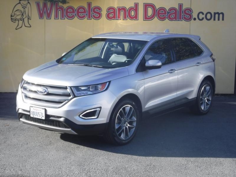 Ford Edge 2016 price $18,999
