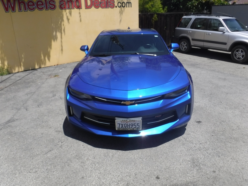 Chevrolet Camaro 2017 price $26,999