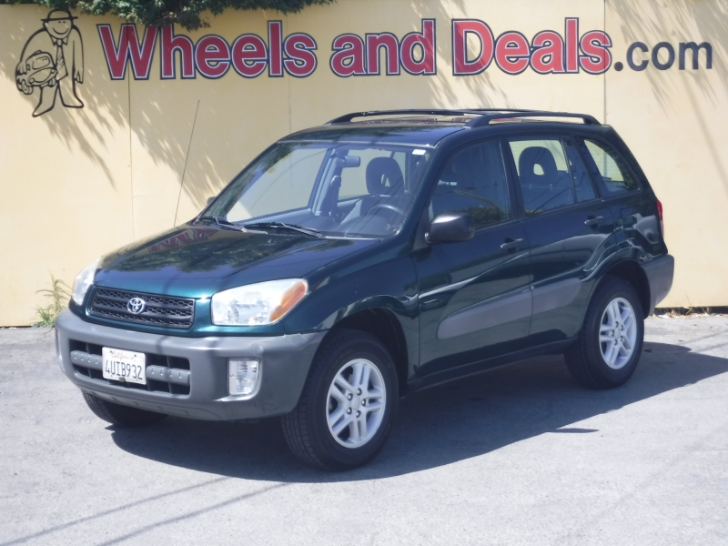 Toyota Rav4 2001 price $5,999