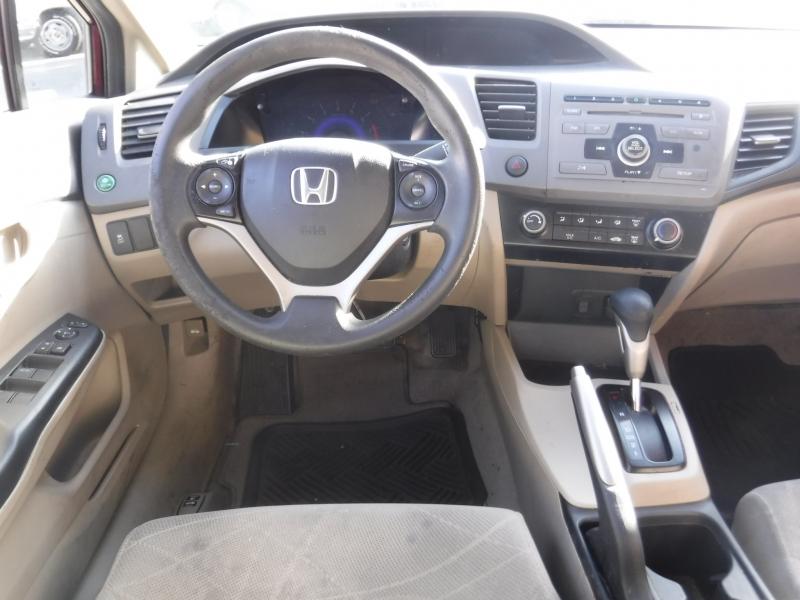 Honda Civic 2012 price $4,999