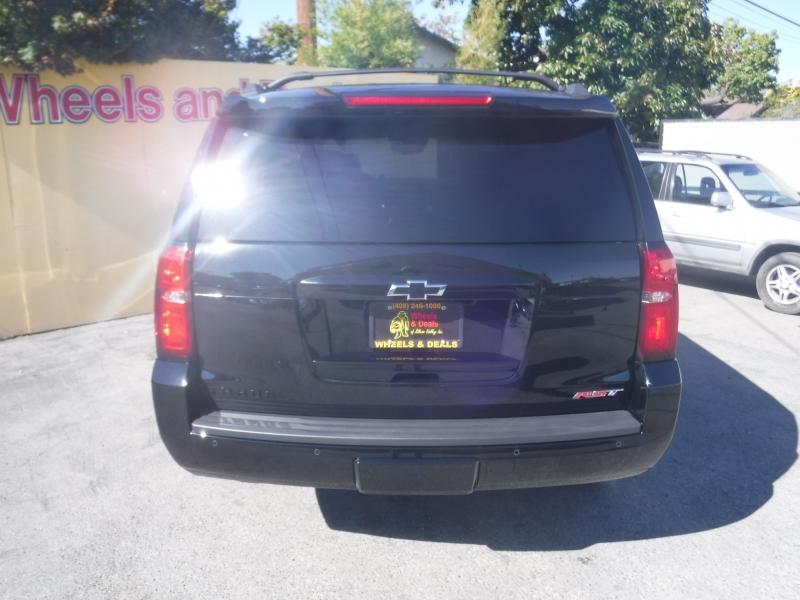 Chevrolet Tahoe 2020 price $83,500