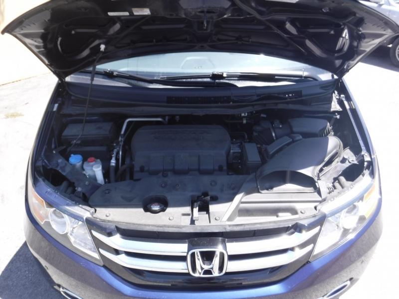 Honda Odyssey 2017 price $33,999
