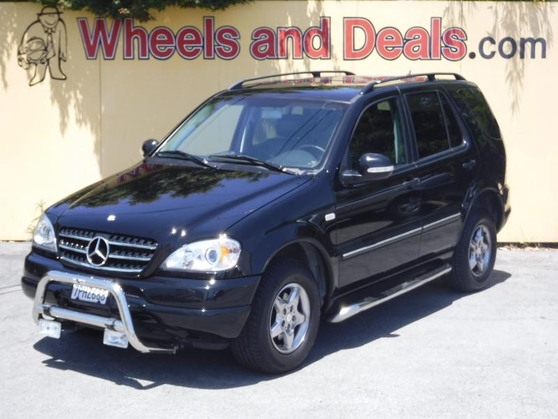 Mercedes-Benz ML320 2000 price $5,150