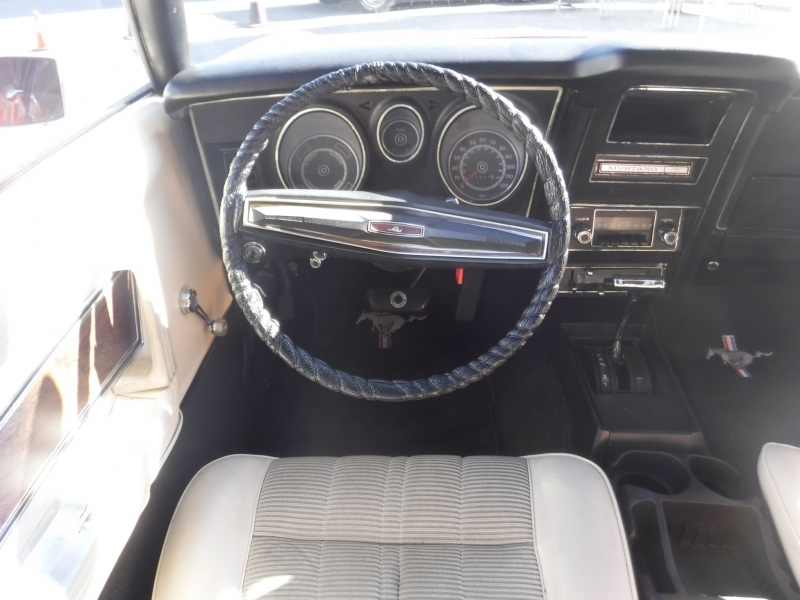 Ford Mustang 1973 price $16,800