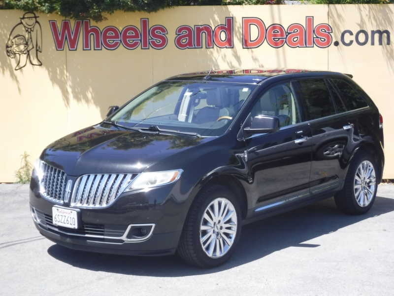 Lincoln MKX 2011 price $9,999