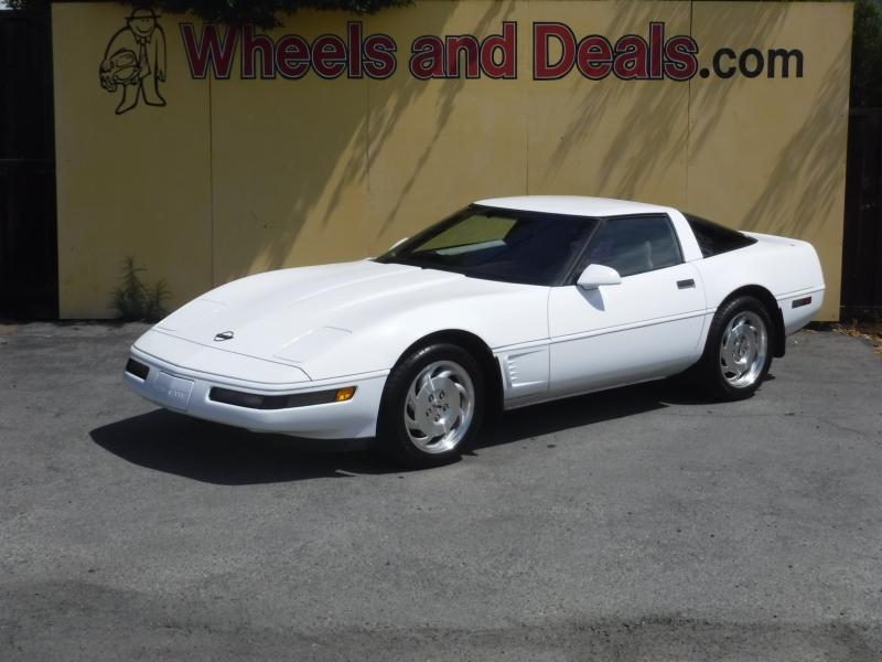Chevrolet Corvette 1995 price $8,999