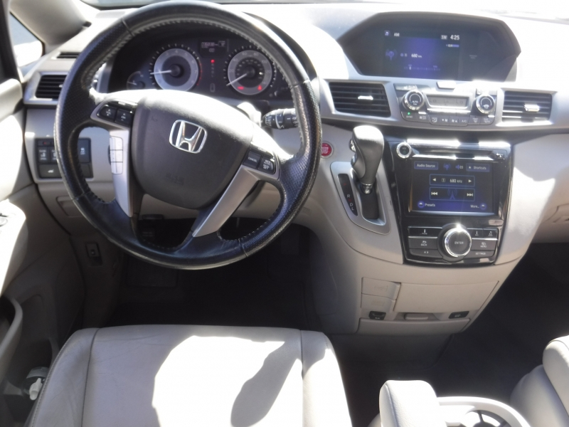 Honda Odyssey 2015 price $22,999