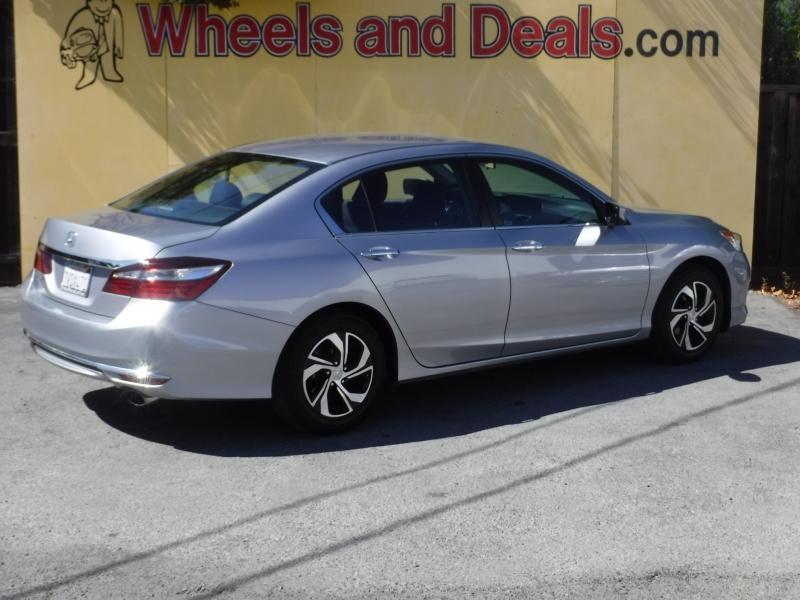 Honda Accord 2017 price $22,500