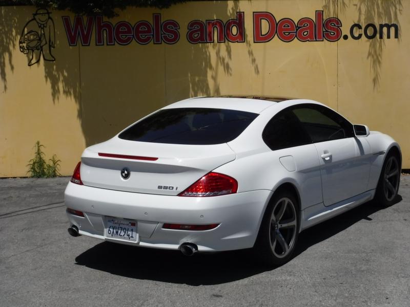 BMW 650i 2009 price $14,500