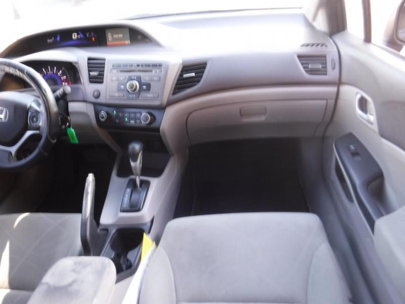 Honda Civic 2012 price $9,000