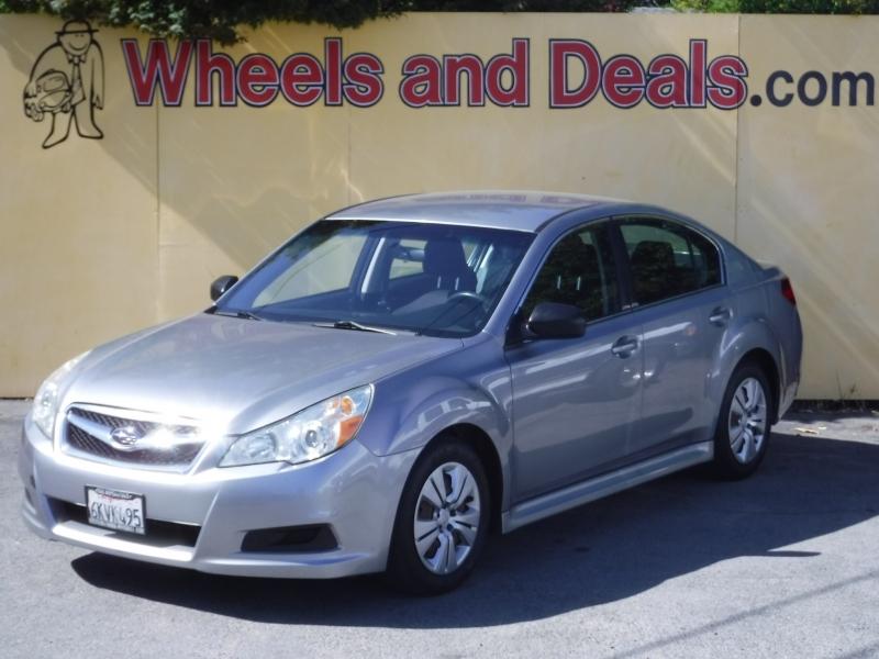 Subaru Legacy 2010 price $7,650