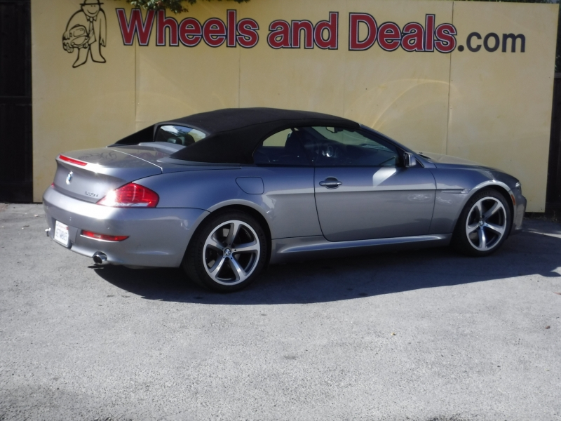 BMW 650i 2009 price $12,500