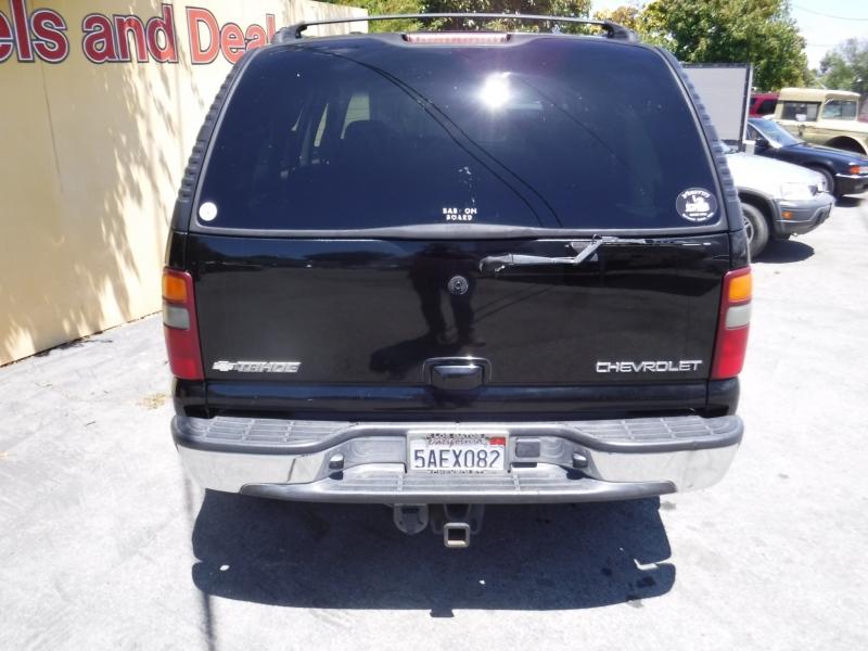 Chevrolet Tahoe 2003 price $3,950