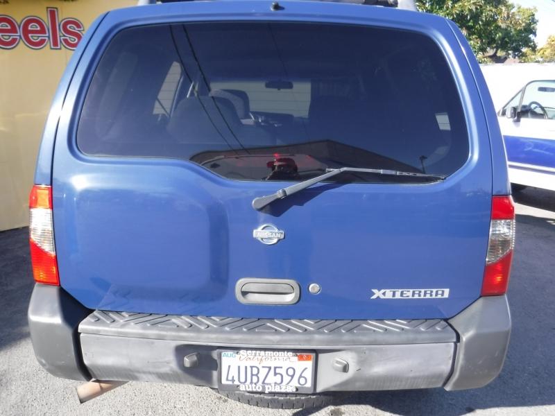Nissan Xterra 2001 price $5,900