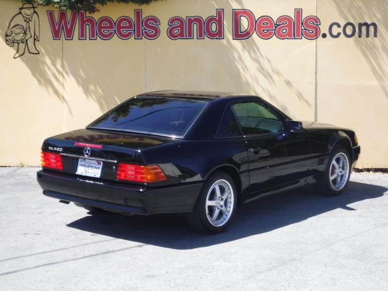 Mercedes-Benz 500SL 1995 price $5,200
