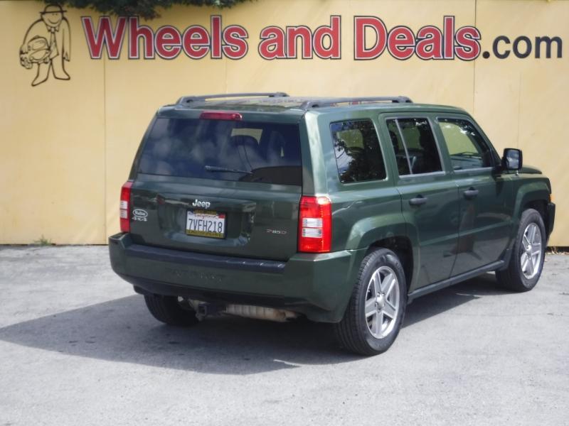 Jeep Patriot 2008 price $4,500