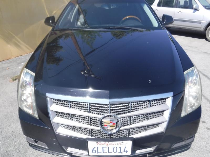 Cadillac CTS 2010 price $8,350