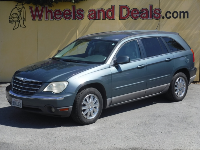 Chrysler Pacifica 2007 price $6,995