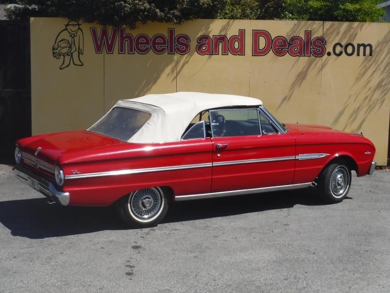 Ford Falcon Sprint 1963 price $19,900