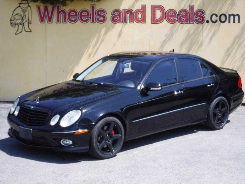Mercedes-Benz E550 2009 price $7,600