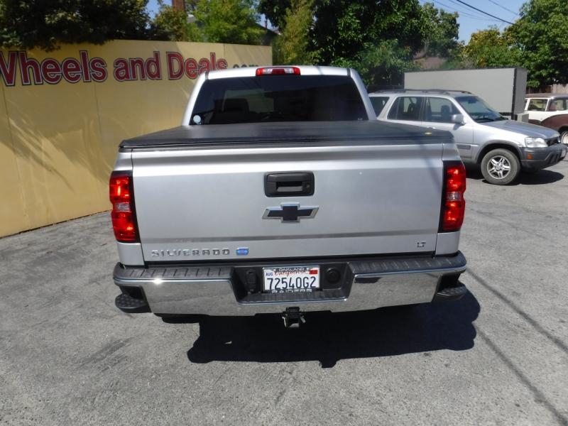 Chevrolet Silverado 2017 price $39,995