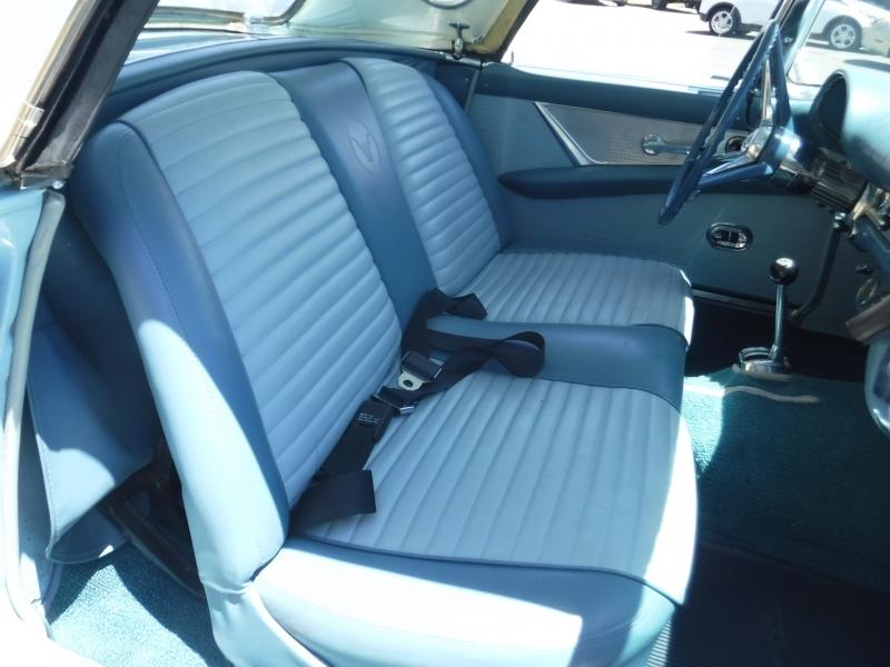 Ford Thunderbird 1957 price $35,000