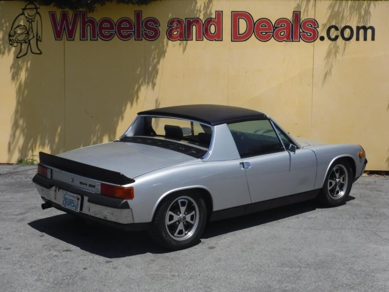 Porsche 914 1974 price $18,999