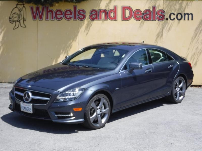Mercedes-Benz CLS550 2012 price $28,499