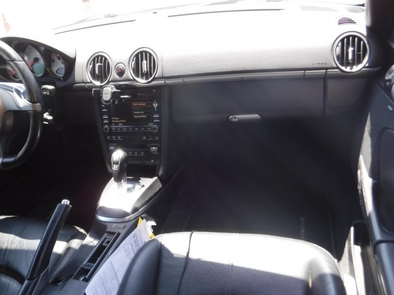 Porsche Boxster 2009 price $22,499