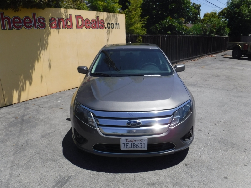 Ford Fusion 2012 price $8,100