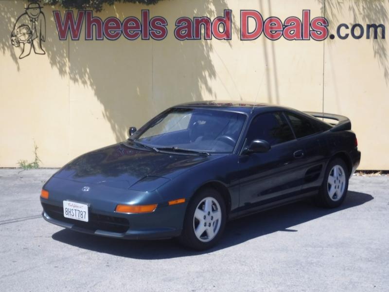 Toyota MR2 1991 price $11,999