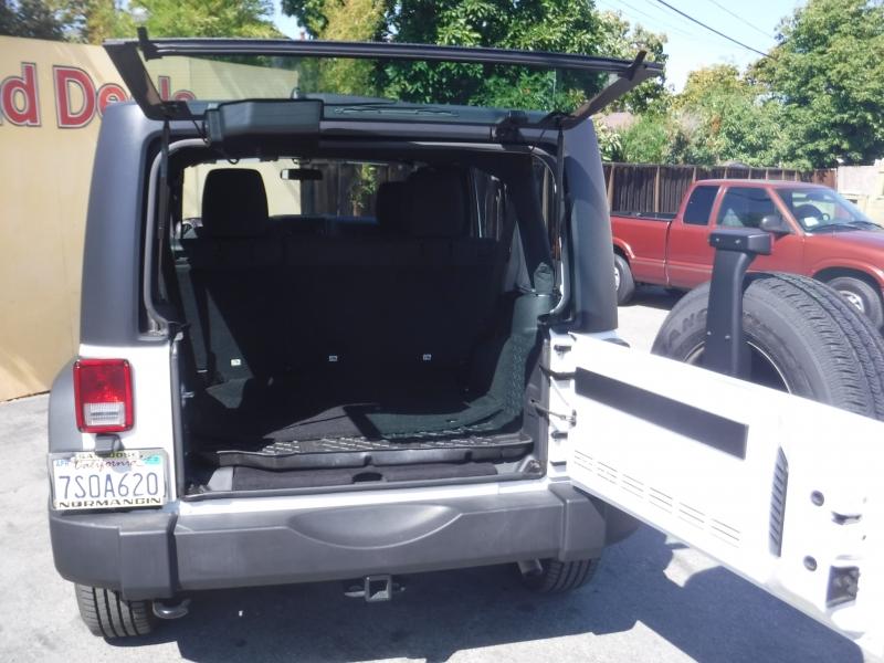Jeep Wrangler 2016 price $33,500
