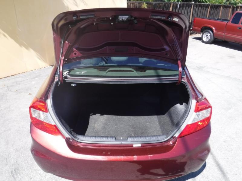 Honda Civic 2012 price $6,850