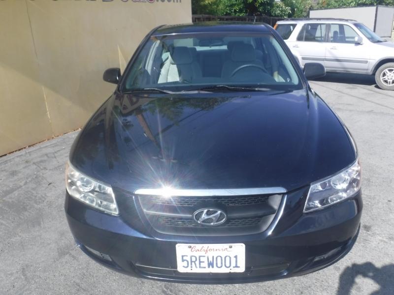 Hyundai Sonata 2006 price $5,500